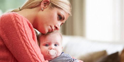 image: «Perfekte» mødre er mer deprimerte
