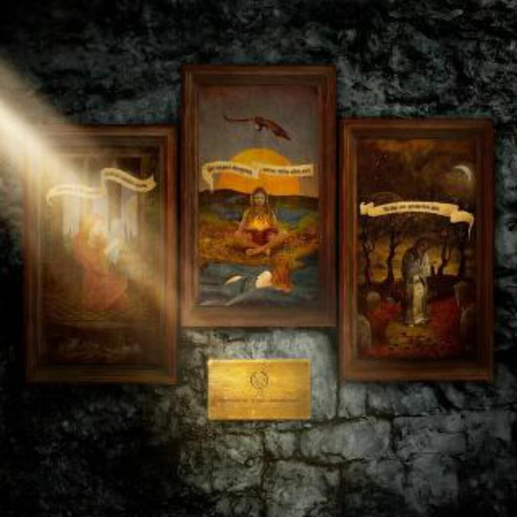 image: Melodiøst og finurlig på Opeths karakteristiske vis