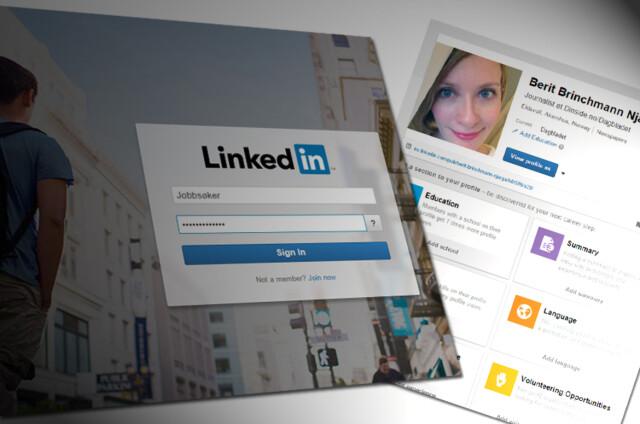 524cd6f7 Jobb: Hvordan bruke LinkedIn riktig? - DinSide