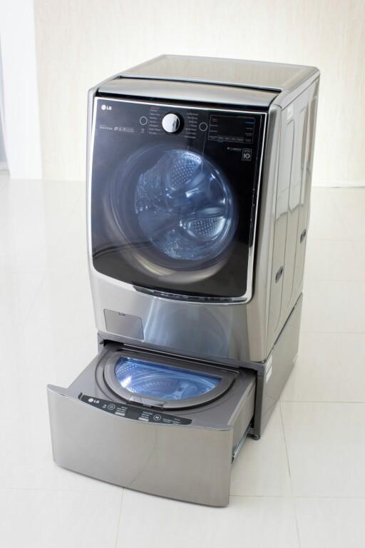 vaskemaskin trommel gar ikke rundt