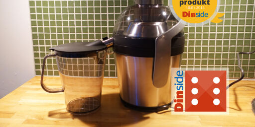 image: Philips Avance Collection Juicer - et råskinn av en juicemaskin