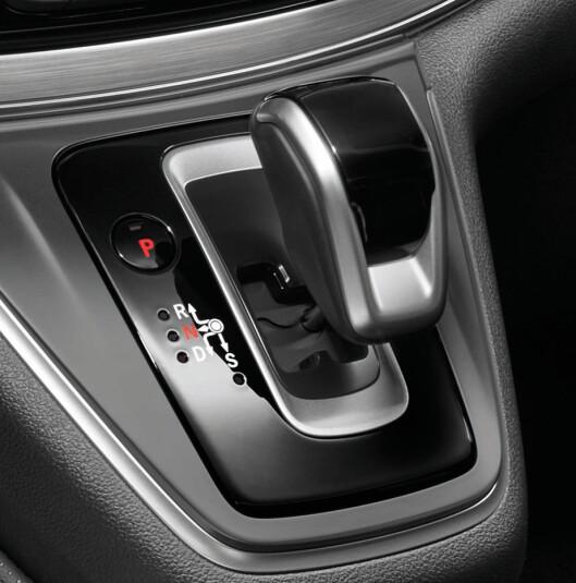 <strong><b>NI TRINN:</strong></b> Honda kommer  med en ny automat som skal konkurrere med det ypperste. Foto: HONDA