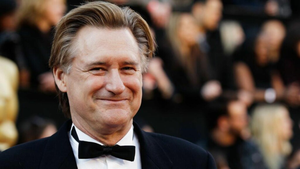 FLYTTER TIL BERGEN: Hollywood-stjerna Bill Pullman kommer til Bergen for å spille Othello i kameraten Stein Winges oppsetning neste år. Foto: AP/NTB Scanpix