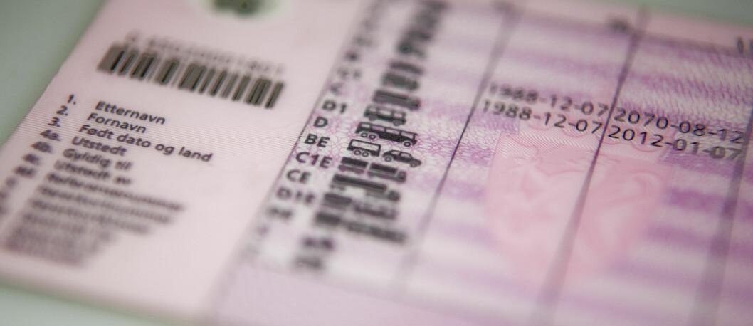 <b>BLIR HISTORIE?</b> Hvis innføringen av førerkortet som mobil-app slår an i USA, vil kanskje flere land, og deriblant Norge, etterhvert følge etter? Foto: PER ERVLAND