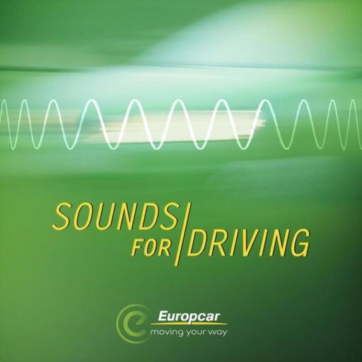 LEIEBIL-MUSIKK: Europcar har forhåndinstallert låtene i sine leiebiler.