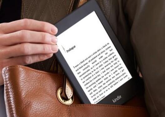 <strong><b>MEST KJØPT:</strong></b> Amazons Kindle er sjefen blant lesebrett. Heldigvis kan du lese mer enn Amazons egne bøker på det. Foto: AMAZON