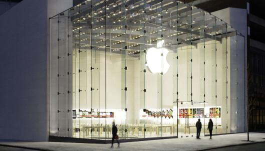 Service på Apple-produkter kjøpt i utlandet