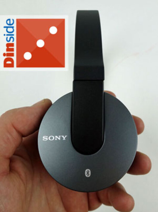 <B>Og ikke stort bedre fra Sony.</B> Foto: ØYVIND PAULSEN