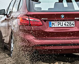 TEST: BMW 2 Active Tourer xDrive