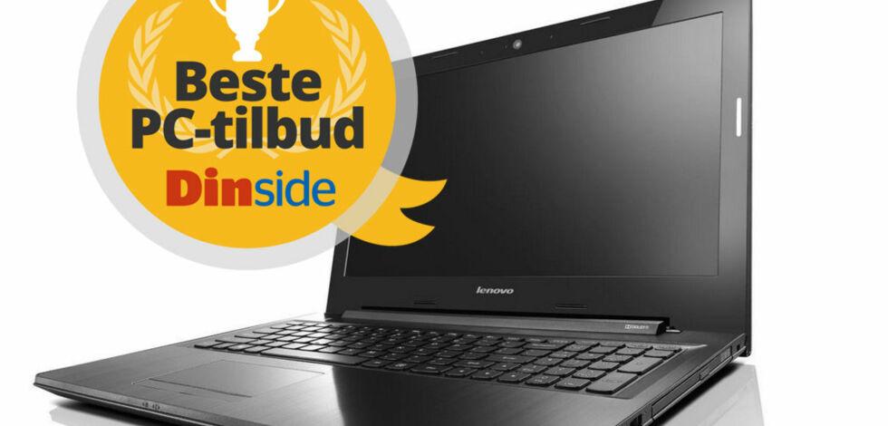 image: De beste PC-tilbuden i mellomklassen