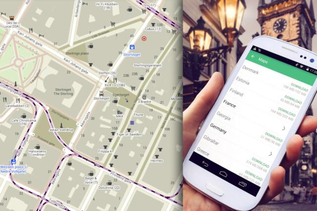 App: Maps me er blitt gratis - DinSide