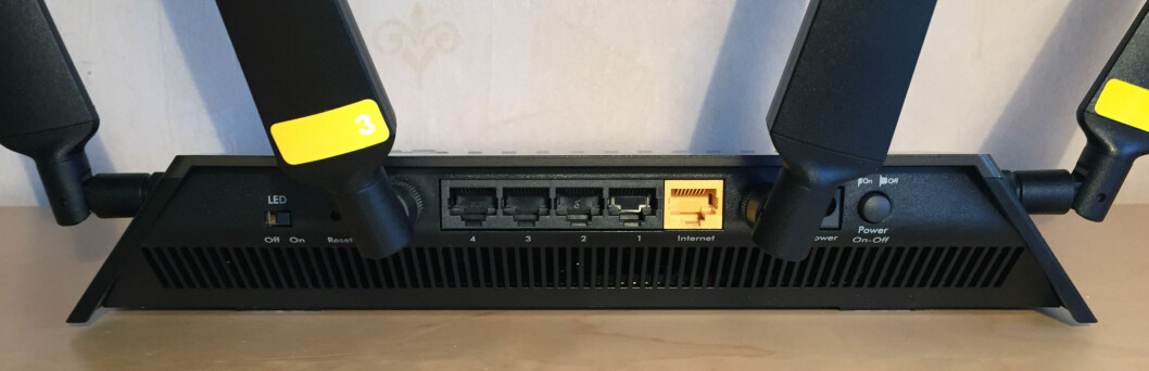 Netgear Netgear Nighthawk X4 R7500