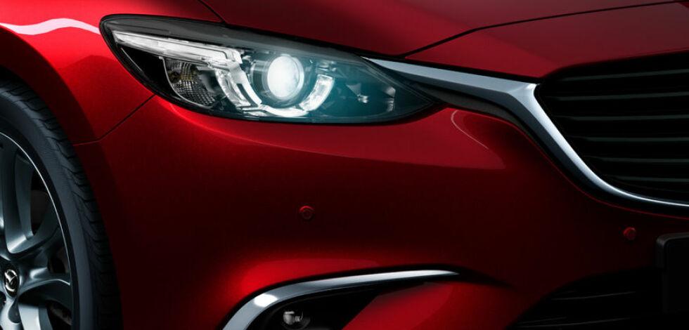 image: Nå får Mazda 6 firehjulstrekk!