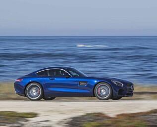 Mercedes-AMG GT S: For en kjøretur!