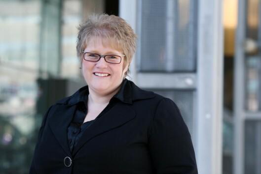 <B>FIKK GJENNOMSLAG: </B>Venstreleder Trine Skei Grande Foto: CAROLINE ROKA/VENSTRE