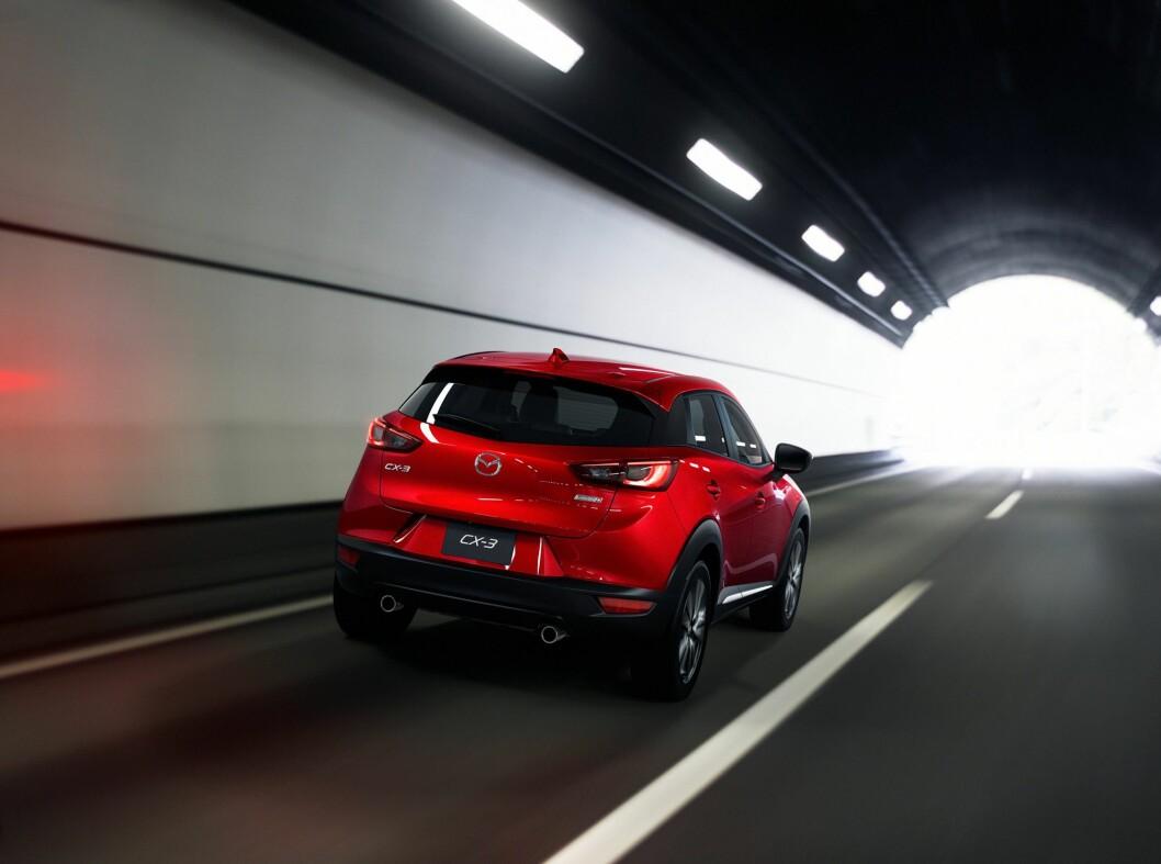 <strong>LYSENDE FRAMTID:</strong> Markedet etterspør kompakt-SUV, og nå kan endelig også Mazda snart tilby det.  Foto: MAZDA