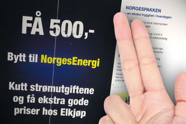 536f0fa6 Norgesenergi: Ulovlig å legge ved tilleggsprodukter uten å spørre ...