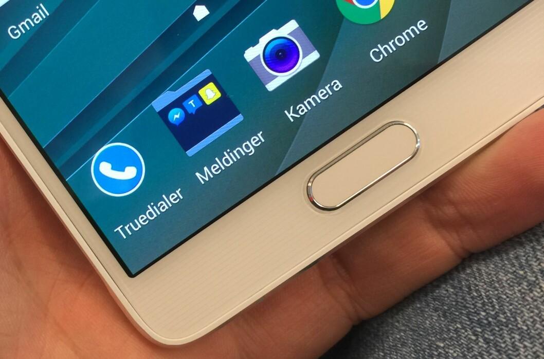 <strong>NY RINGE-APP?</strong> Truedialer kan slå opp i en global telefonkatalog direkte. Foto: PÅL JOAKIM OLSEN