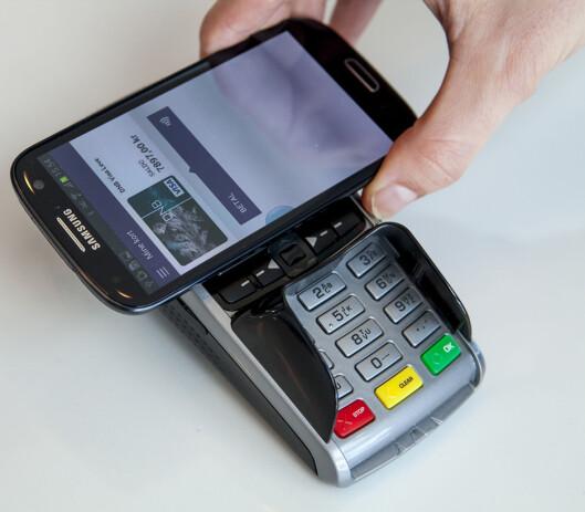 <strong><b>MÅ STØTTES I BUTIKK:</strong> </b>For å betale med Valyou må butikken godta betalingsmetoden.  Foto: DNB