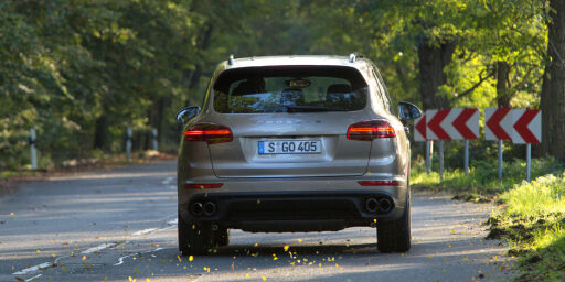 image: Testet: Porsche Cayenne S E-Hybrid