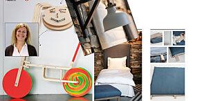 image: Siv har hacket Ikea-møbler i årevis