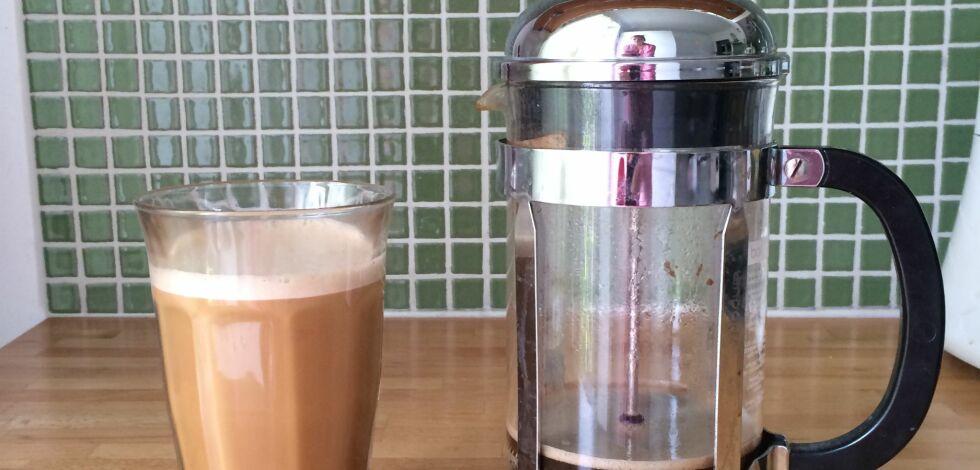 image: Slik har du aldri drukket kaffe før