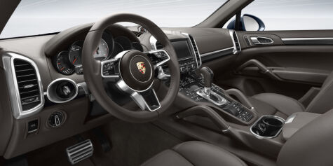 image: Kommer: Porsche Cayenne e-hybrid