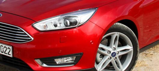 Prøvekjørt: En bedre Ford Focus