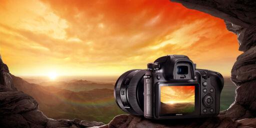 image: Flere kameranyheter fra Photokina