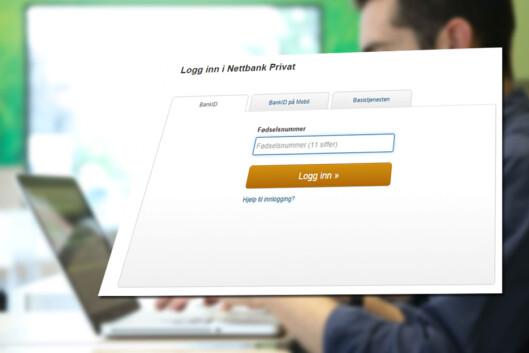<b>FØRST?</b> Norde får Bank ID 2.0 fra oktober. Foto: ALL OVER PRESS/SKJERMDUMP