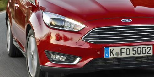 Ford Focus fornyes og blir billigere