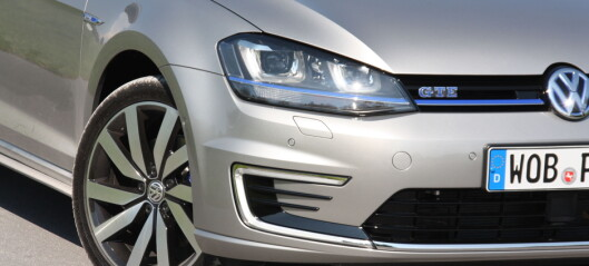 Volkswagen Golf GTE - det beste av to verdener