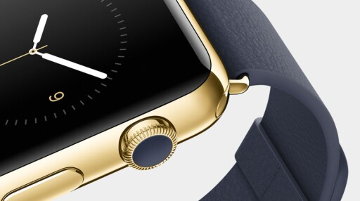KLOKKE: Watch - uten i.  Foto: APPLE