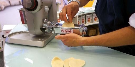 image: Lag tortilla med pastamaskinen