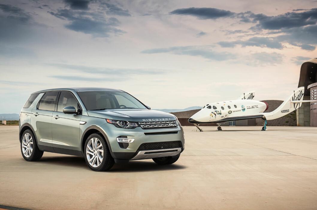 <strong><b>HØYE FORVENTNINGER:</strong></b> I forhold til det øvrige produktspekteret til Land Rover, holdt ikke Freelander lenger mål. Men nå blir det andre boller, med nye Discovery Sport! Foto: LAND ROVER