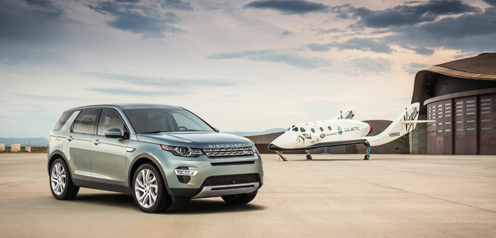 Her er nye Land Rover Discovery Sport!