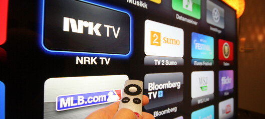 NRK vs. TV 2 Sumo på Apple TV