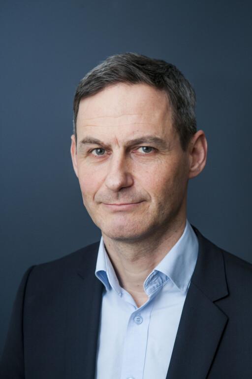 SKEPTISK: Fagdirektør Jo Torkel Gjedrem i Forbrukerombudet ser ingen problemer med rabatt, men ser problemer med rabatt som ikke framstår som rabatt.  Foto: PER ERVLAND