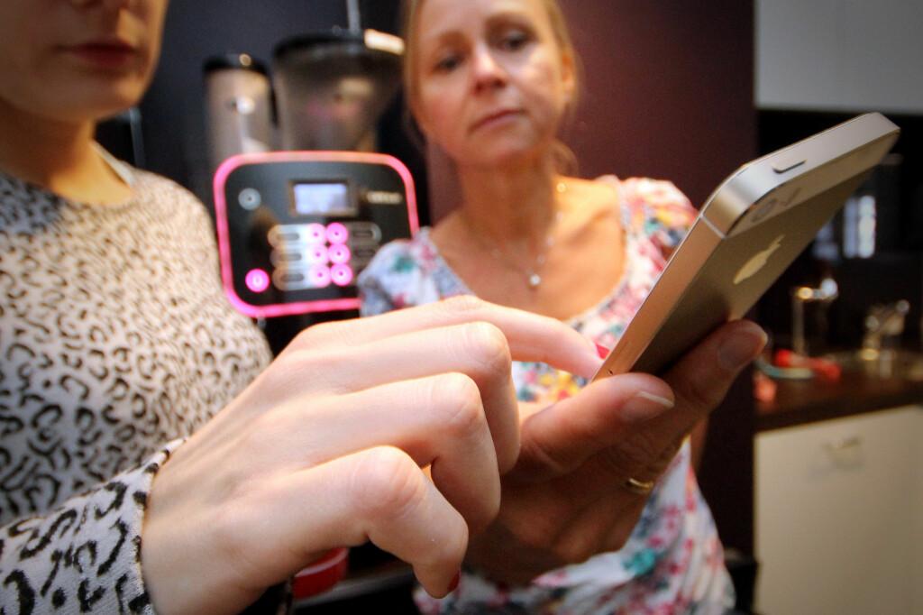 <b>BLI EN BEDRE MOBILBRUKER:</b> Med våre enkle tips kan du få mer ut av smarttelefonen din. Foto: OLE PETTER BAUGERØD STOKKE