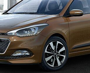 image: Helt ny Hyundai i20