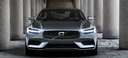 Volvo fornyer hele produktlinjen