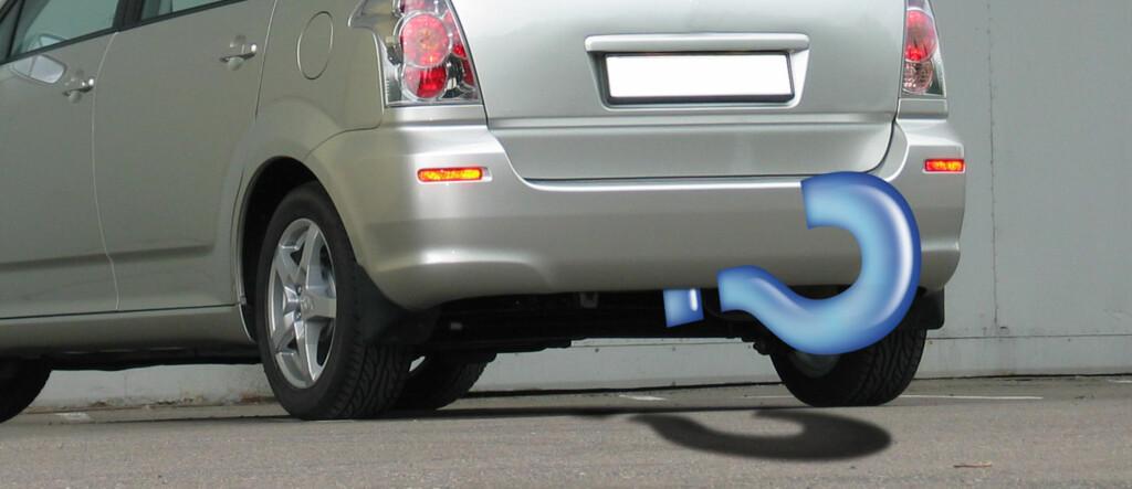 <b>BRYTER LOVEN?</b> Mange kjører uvitende ulovlig med tilhenger. Bilorganisasjonene og Statens Vegvesen har imidlertid verktøyene som gjør det enklere å forholde seg til regelverket. Foto: PER ERVLAND