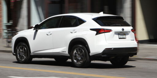 image: Lexus NX 300h