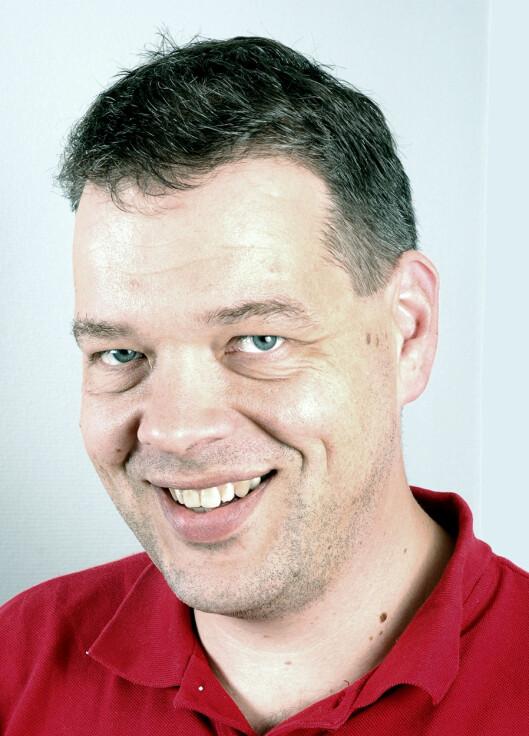<strong><B>GIR DEG INGENTING:</strong> </B>Kommunikasjonssjef Ole Irgens i Tryg minner om at gjenglemte gjenstander ikke erstattes.  Foto: TRYG