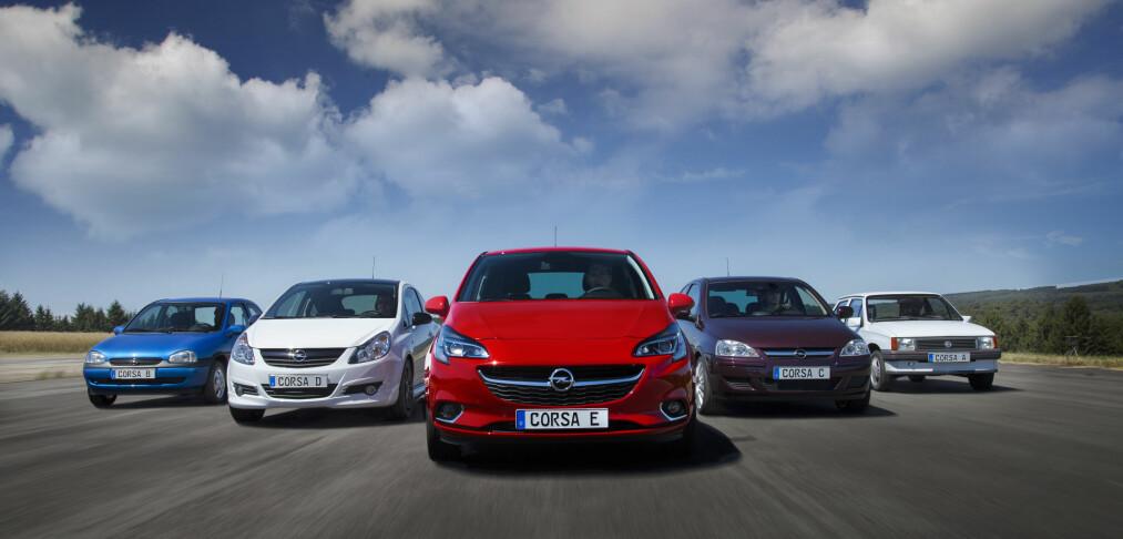 Her er nye Opel Corsa
