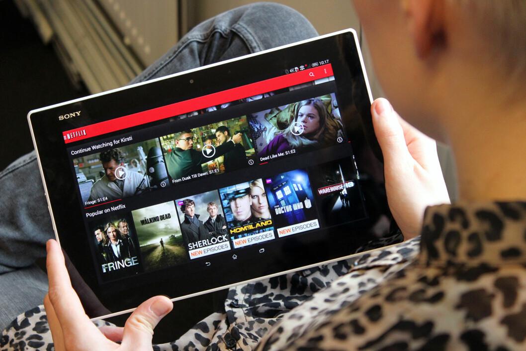 <b>SE FILM I KVELD?</b> Da trenger du kanskje hjelp til å finne de virkelige gode. Les videre for å finne ut hvordan! Foto: OLE PETTER BAUGERØD STOKKE