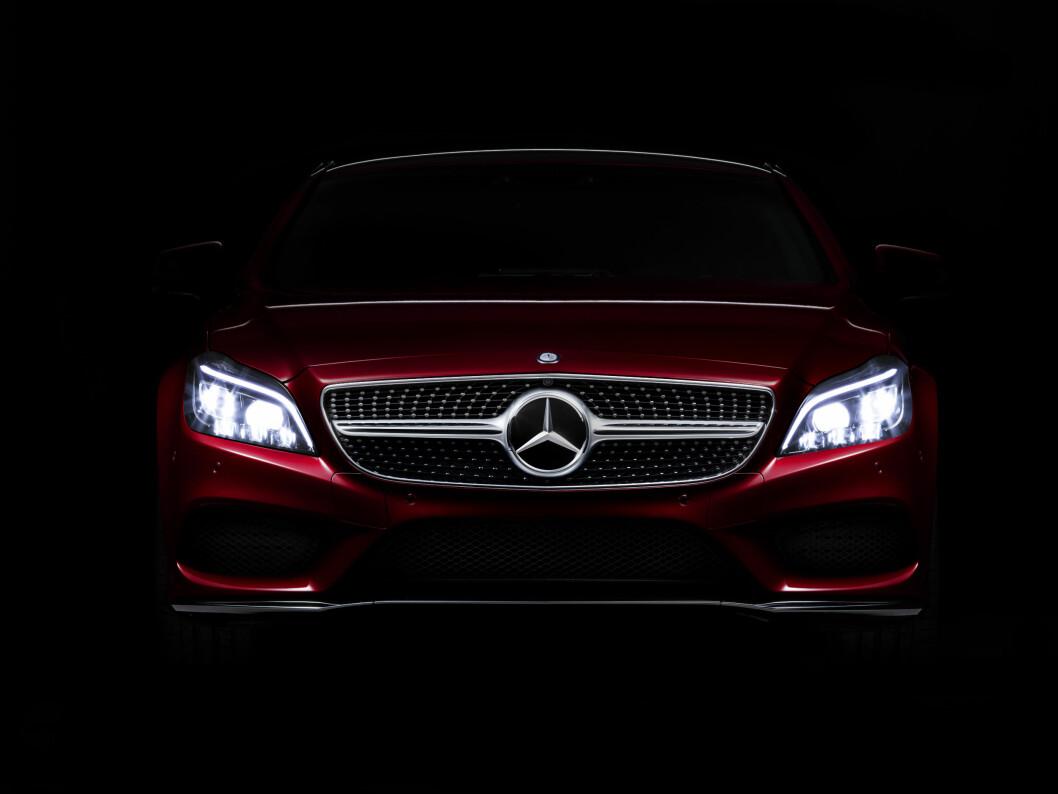 Mercedes-Benz CLS-Klasse Facelift Foto: DAIMLER