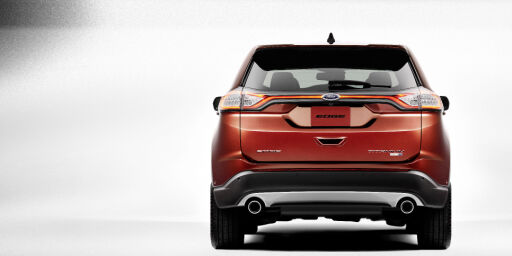 image: Ford med premium-SUV