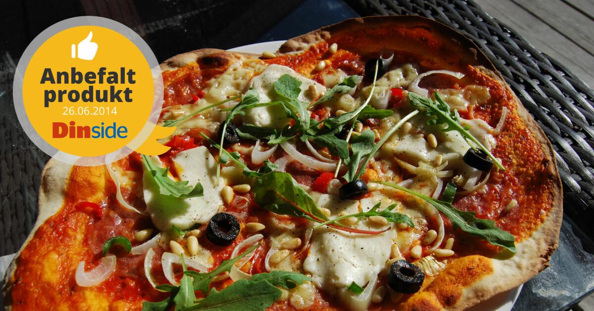 pizzadeig trines