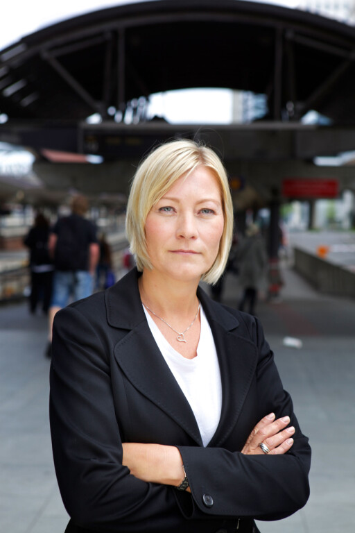 FORNØYD: Direktør Ingeborg Flønes for forbrukerservice i Forbrukerrådet er glad for at nordmenn kan angre også i utlandet.  Foto: FORBRUKERRÅDET